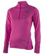 bluza do biegania damska ASICS LONG SLEEVE WINTER 1/2 ZIP / 126254-0692