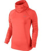 bluza do biegania damska NIKE ELEMENT HOODY / 685818-877