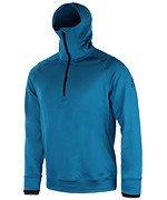 bluza do biegania męska ADIDAS CLIMAHEAT HALF ZIP HOODIE / AZ1287