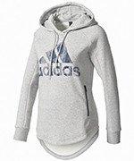 bluza sportowa damska ADIDAS SPORT ID PULLOVER HOODIE / B47328
