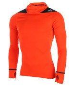bluza sportowa męska ADIDAS TECHFIT CLIMAHEAT HERO / AC1886