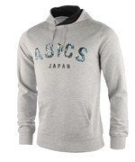 bluza sportowa męska ASICS CAMOU LOGO HOODIE / 131528-0714