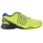 buty tenisowe męskie WILSON KAOS CLAY COURT + koszulka tenisowa WILSON  / WRS323470