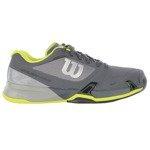 buty tenisowe męskie WILSON RUSH PRO 2.5 CLAY COURT + koszulka tenisowa WILSON / WRS322660