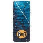 chusta do biegania BUFF HIGH UV PROTECTION BUFF HELIX OCEAN / 115178.737.10