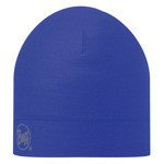 czapka do biegania BUFF COOLMAX 1 LAYER HAT BUFF SOLID BLUE INK / 111498.752