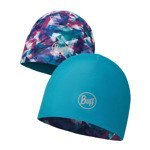 czapka dwustronna do biegania BUFF MICROFIBER REVERSIBLE HAT BUFF R-FLECTED / 113168.789.10.00