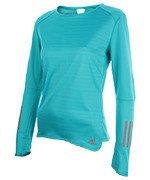 koszulka do biegania damska ADIDAS RESPONSE LONG SLEEVE TEE / BP7435