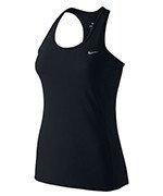 koszulka do biegania damska NIKE DRI-FIT CONTOUR TANK / 644688-010