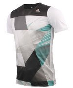 koszulka do biegania męska ADIDAS ADIZERO SHORT SLEEVE TEE / AI3180