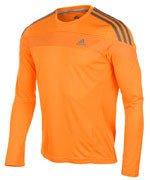 koszulka do biegania męska ADIDAS RESPONSE LONGSLEEVE TEE / M62330