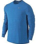 koszulka do biegania męska NIKE DRI-FIT CONTOUR LONGSLEEVE / 683521-435