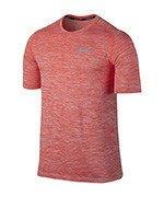 koszulka do biegania męska NIKE DRI-FIT KNIT TOP SHORT SLEEVE / 833562-852