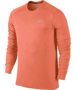 koszulka do biegania męska NIKE DRI-FIT MILER LONGSLEEVE / 683570-803
