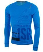 koszulka do biegania męska REEBOK ONE SERIES RUNNING LONG SLEEVE ACTIVCHILL TEE / AX9513