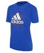 koszulka sportowa chłopięca ADIDAS BOS LOGO / S97025