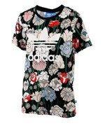 koszulka sportowa damska ADIDAS BOYFRIEND TREFOIL TEE / AY7940