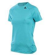 koszulka sportowa damska ADIDAS D2M TEE SOLID / BK2693