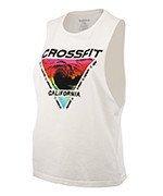 koszulka sportowa damska REEBOK CROSSFIT RETRO CALI MUSCLE TANK / BJ9183