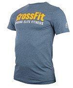 koszulka sportowa męska REEBOK CROSSFIT GRAPHIC SHORT SLEEVE TEE FORGING ELITE FITNESS / BJ9346