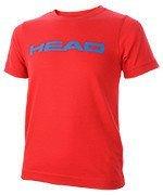 koszulka tenisowa chłopięca HEAD IVAN T-SHIRT / 816123 RDBL