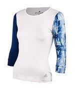 koszulka tenisowa damska ADIDAS ESSEX 3/4 TEE / B45810