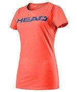 koszulka tenisowa damska HEAD TRANSITION LUCY T-SHIRT / 814576 CONV