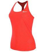 koszulka tenisowa damska NIKE SLAM BREATHE TANK / 683145-657