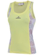 koszulka tenisowa damska Stella McCartney ADIDAS BARRICADE TANK ROLAND GARROS / AI0708