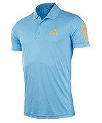 koszulka tenisowa męska ADIDAS CLUB POLO / BK0700