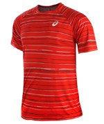 koszulka tenisowa męska ASICS CLUB GRAPHIC SHORTSLEEVE TEE / 121690-0153