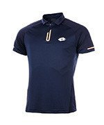 koszulka tenisowa męska LOTTO DRAGON TECH POLO / S6240