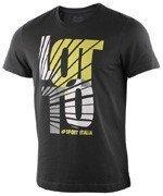 koszulka tenisowa męska LOTTO T-SHIRT JONAH PRINT / R7652