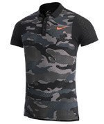 koszulka tenisowa męska NIKE ADVANTAGE BREATHE PRINT / 700100-010