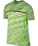 koszulka tenisowa męska NIKE COURT DRY CHALLENGER TOP SHORT SLEEVE / 830907-367