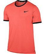 koszulka tenisowa męska NIKE DRY TOP TEAM / 830927-877