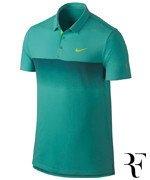 koszulka tenisowa męska NIKE PREMIER ROGER FEDERER POLO / 679086-405
