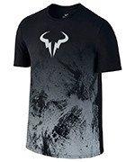 koszulka tenisowa męska NIKE RAFA TEE / 831486-010