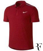 koszulka tenisowa męska NIKE ROGER FEDERER ADVANTAGE POLO PREMIER / 729281-677