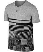 koszulka tenisowa męska NIKE TEE / 833252-063
