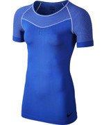 koszulka termoaktywna damska NIKE PRO HYPERCOOL LIMITLESS SHORT SLEEVE TOP / 725647-480