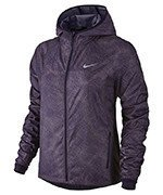 kurtka do biegania damska NIKE SHIELD RUNNING JACKET / 799857-524