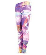 legginsy damskie REEBOK ELECTRIC PARADISE TIGHT / B45279