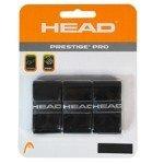 owijki tenisowe HEAD PRESTIGE PRO x3 black / 282009