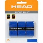 owijki tenisowe HEAD SUPER COMP X3 BLUE / 285088