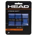 owijki tenisowe HEAD XTREME SOFT X3 BLUE / 285104