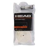owijki tenisowe HEAD XTREME SOFT X30 WHITE / 285415