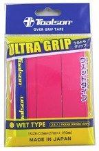 owijki tenisowe TOALSON ULTRA GRIP x3 red