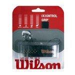 owijki tenisowe WILSON KONTROL GRIP BLACK  / WRZ484200