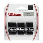 owijki tenisowe WILSON PRO OVERGRIP SENSATION x3 / WRZ4010 BK